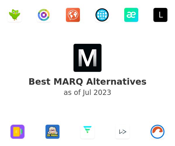 Best MARQ Alternatives