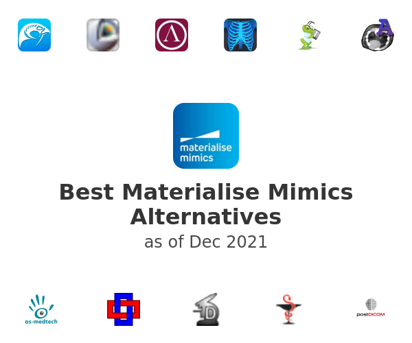 Best Materialise Mimics Alternatives