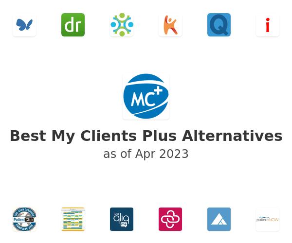 Best My Clients Plus Alternatives