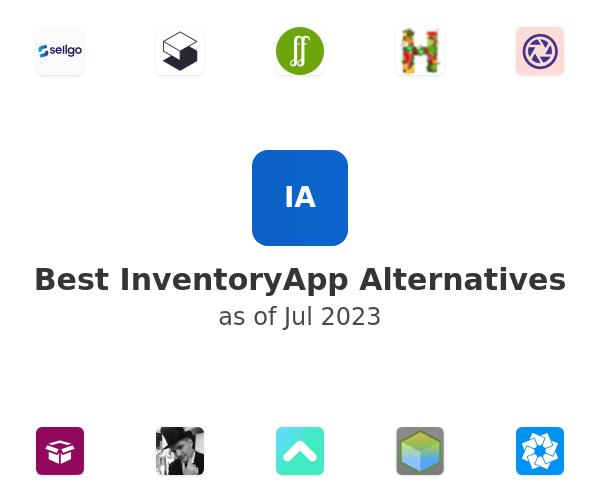 Best InventoryApp Alternatives