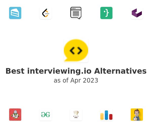 Best interviewing.io Alternatives