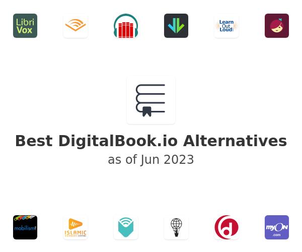 Best DigitalBook.io Alternatives