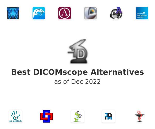 Best DICOMscope Alternatives