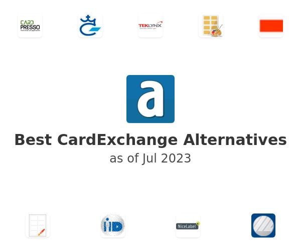 Best CardExchange Alternatives