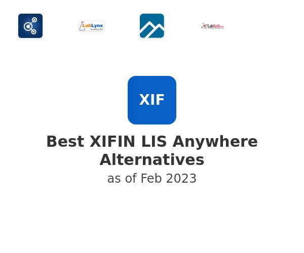 Best XIFIN LIS Anywhere Alternatives