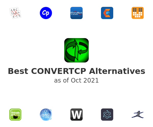 Best CONVERTCP Alternatives