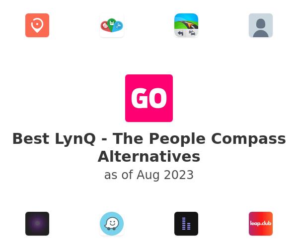 Best LynQ - The People Compass Alternatives