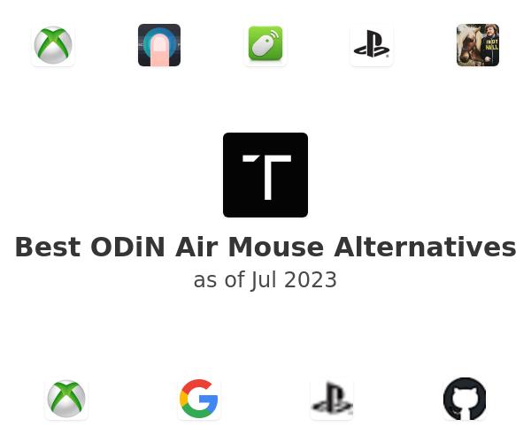 Best ODiN Air Mouse Alternatives
