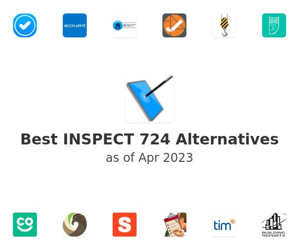 Best INSPECT 724 Alternatives