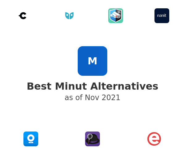 Best Minut Alternatives