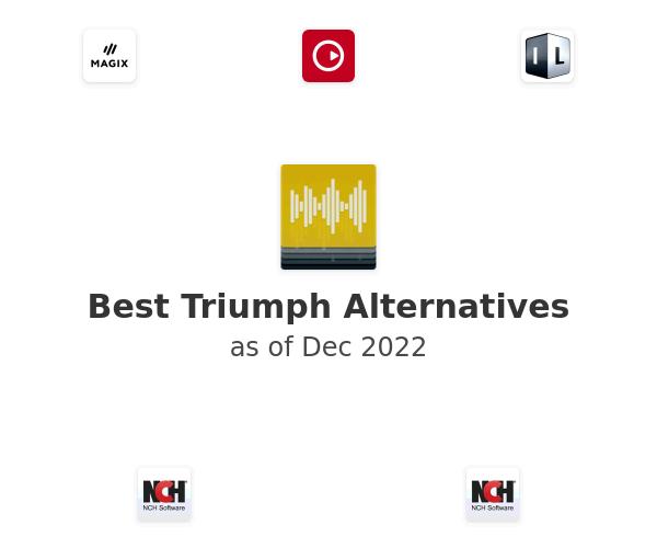 Best Triumph Alternatives