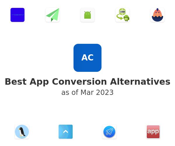 Best App Conversion Alternatives