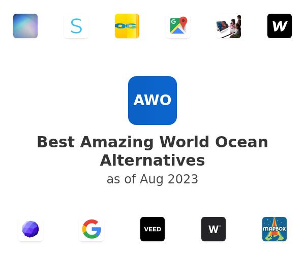 Best Amazing World Ocean Alternatives