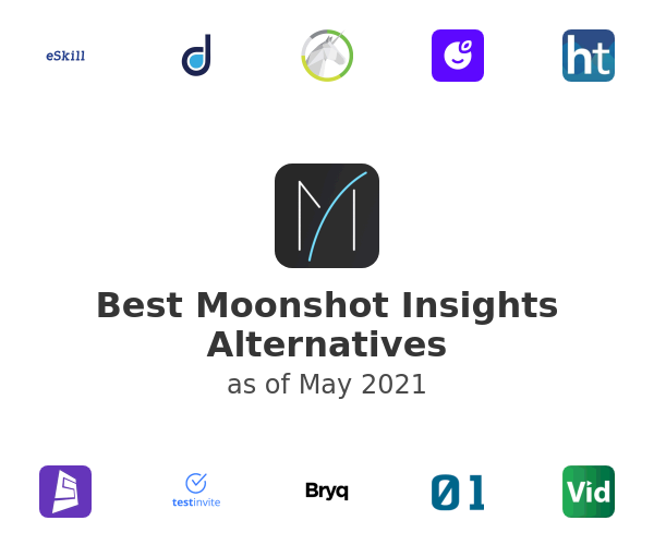 Best Moonshot Insights Alternatives