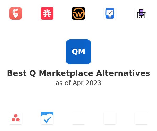 Best Q Marketplace Alternatives