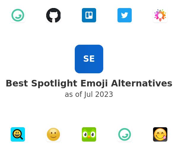 Best Spotlight Emoji Alternatives