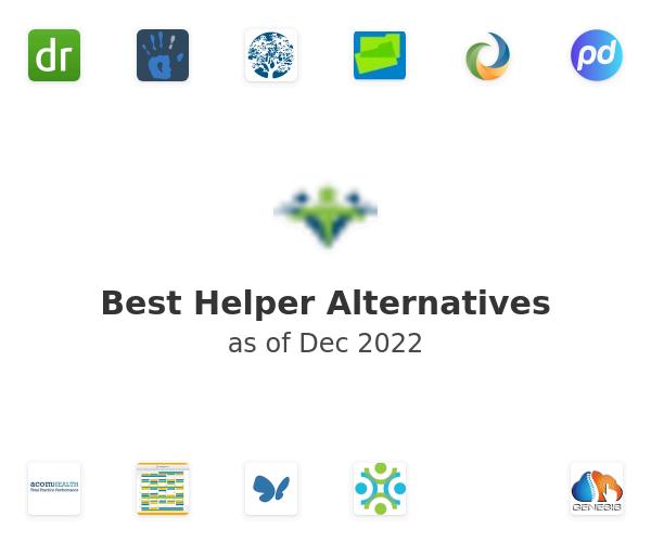 Best Helper Alternatives