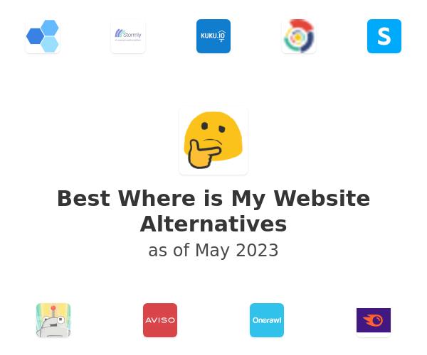 Best Where is My Website Alternatives
