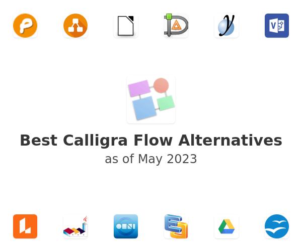 Best Calligra Flow Alternatives