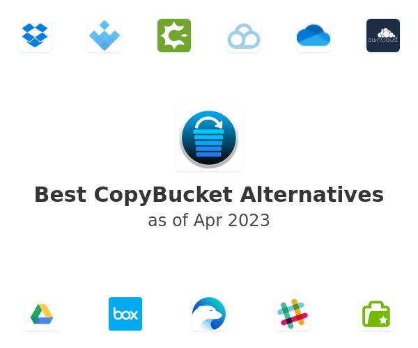 Best CopyBucket Alternatives