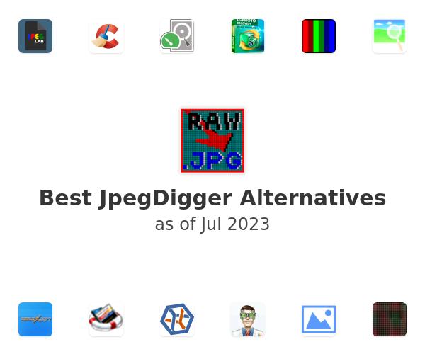 Best JpegDigger Alternatives