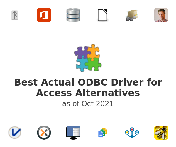 Best Actual ODBC Driver for Access Alternatives