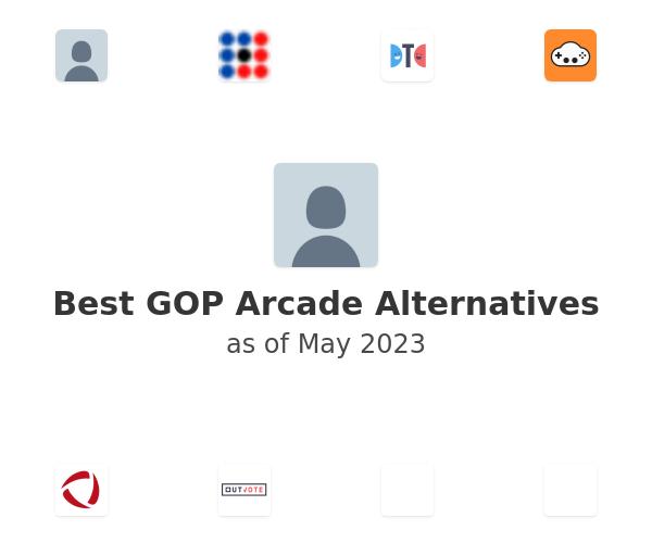 Best GOP Arcade Alternatives