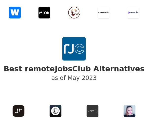 Best remoteJobsClub Alternatives