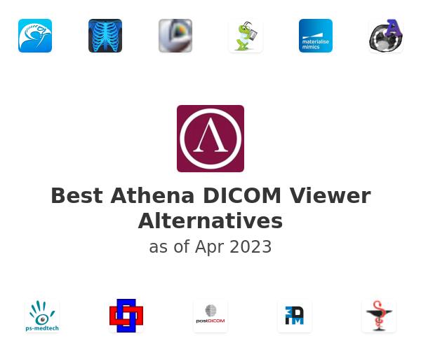 Best Athena DICOM Viewer Alternatives