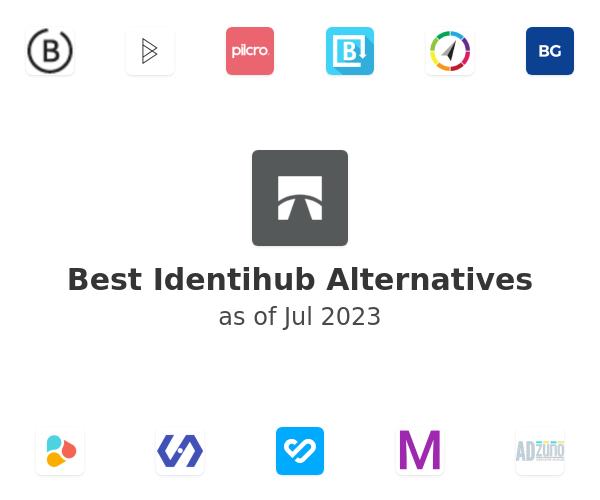 Best Identihub Alternatives