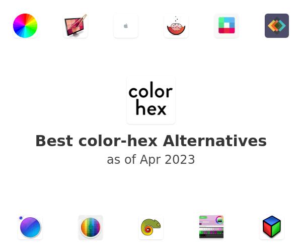 Best color-hex Alternatives