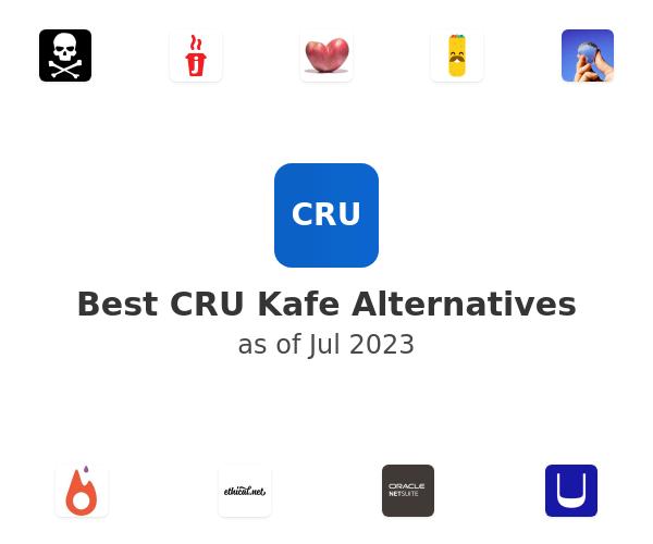Best CRU Kafe Alternatives