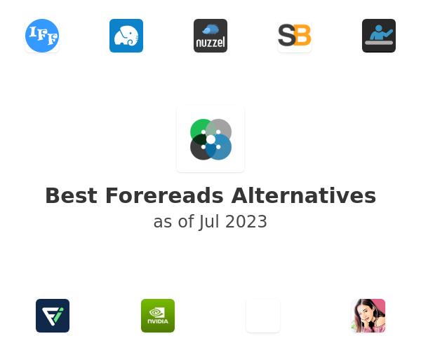 Best Forereads Alternatives