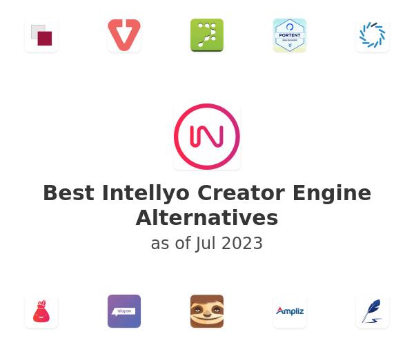 Best Intellyo Creator Engine Alternatives