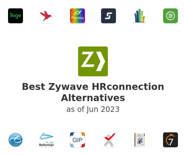 Best Zywave HRconnection Alternatives