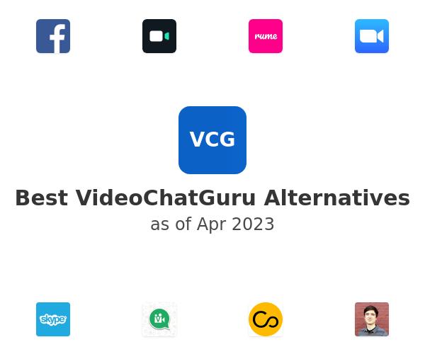 Best VideoChatGuru Alternatives