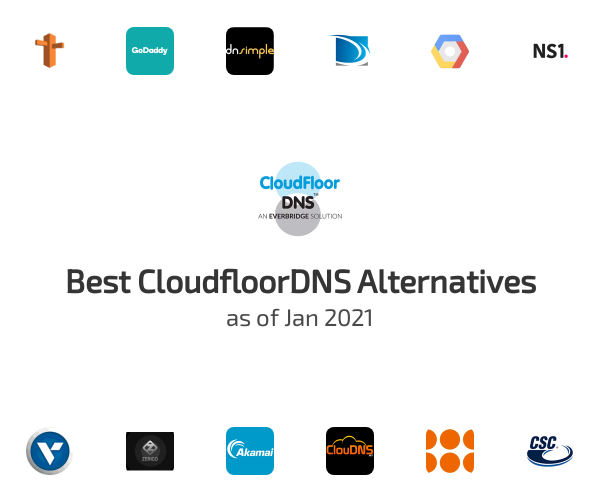 Best CloudfloorDNS Alternatives