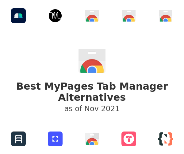 Best MyPages Tab Manager Alternatives