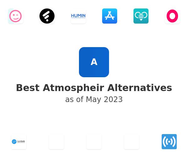 Best Atmospheir Alternatives