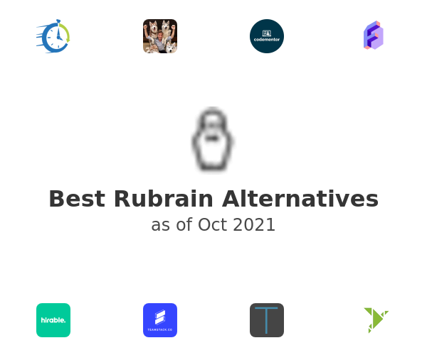 Best Rubrain Alternatives