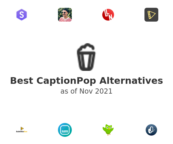 Best CaptionPop Alternatives