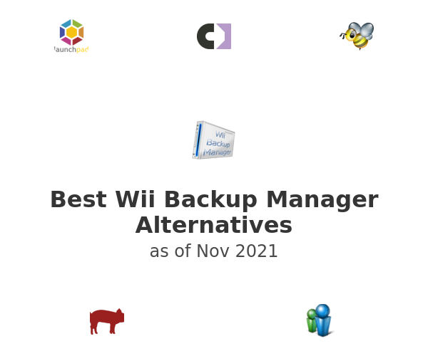 Best Wii Backup Manager Alternatives
