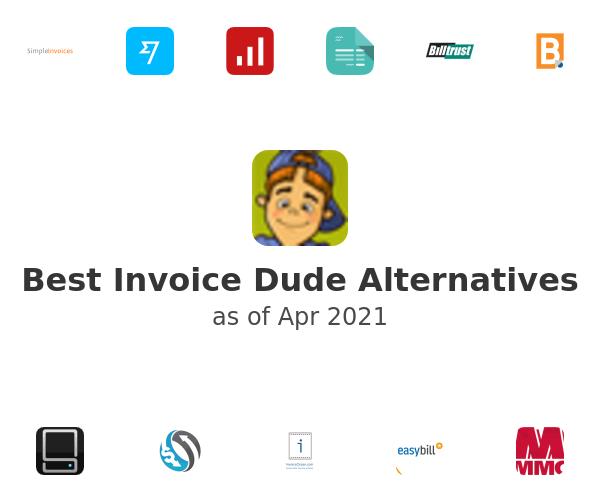 Best Invoice Dude Alternatives
