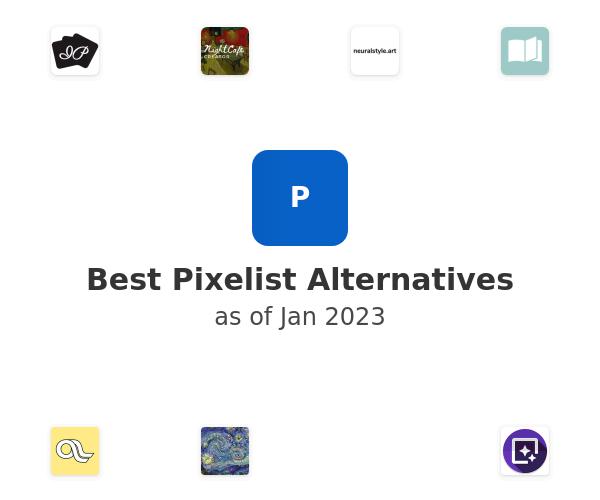 Best Pixelist Alternatives