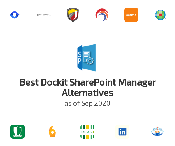 Best Dockit SharePoint Manager Alternatives
