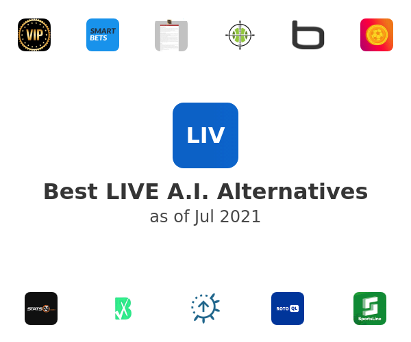 Best LIVE A.I. Alternatives