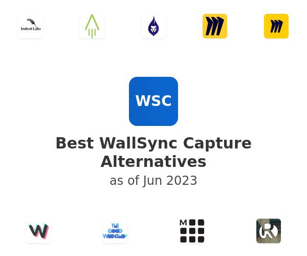 Best WallSync Capture Alternatives