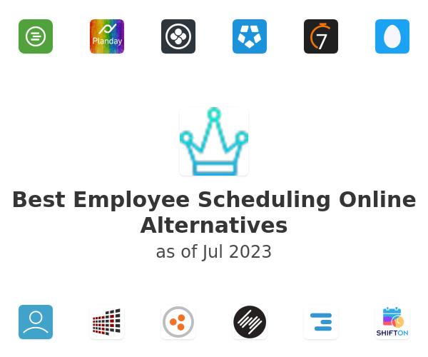 Best Employee Scheduling Online Alternatives
