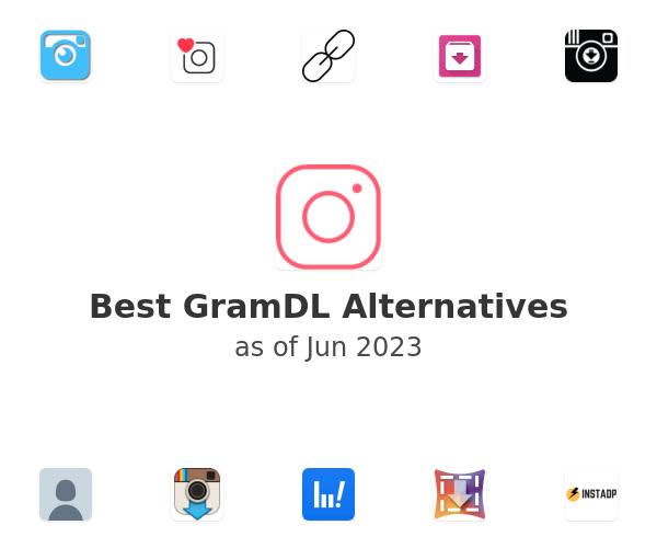 Best GramDL.com Alternatives
