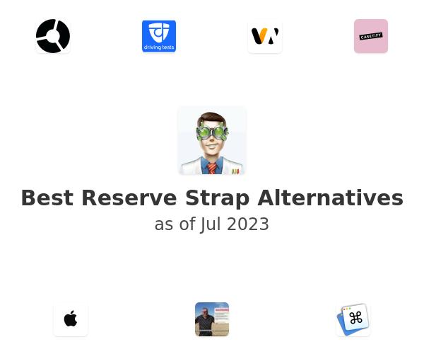 Best Reserve Strap Alternatives